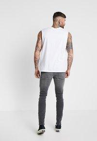 YOURTURN - Jeans Skinny Fit - grey denim - 2