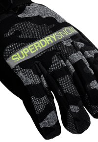 Superdry - Gloves - contrast camo/rescue yellow - 5