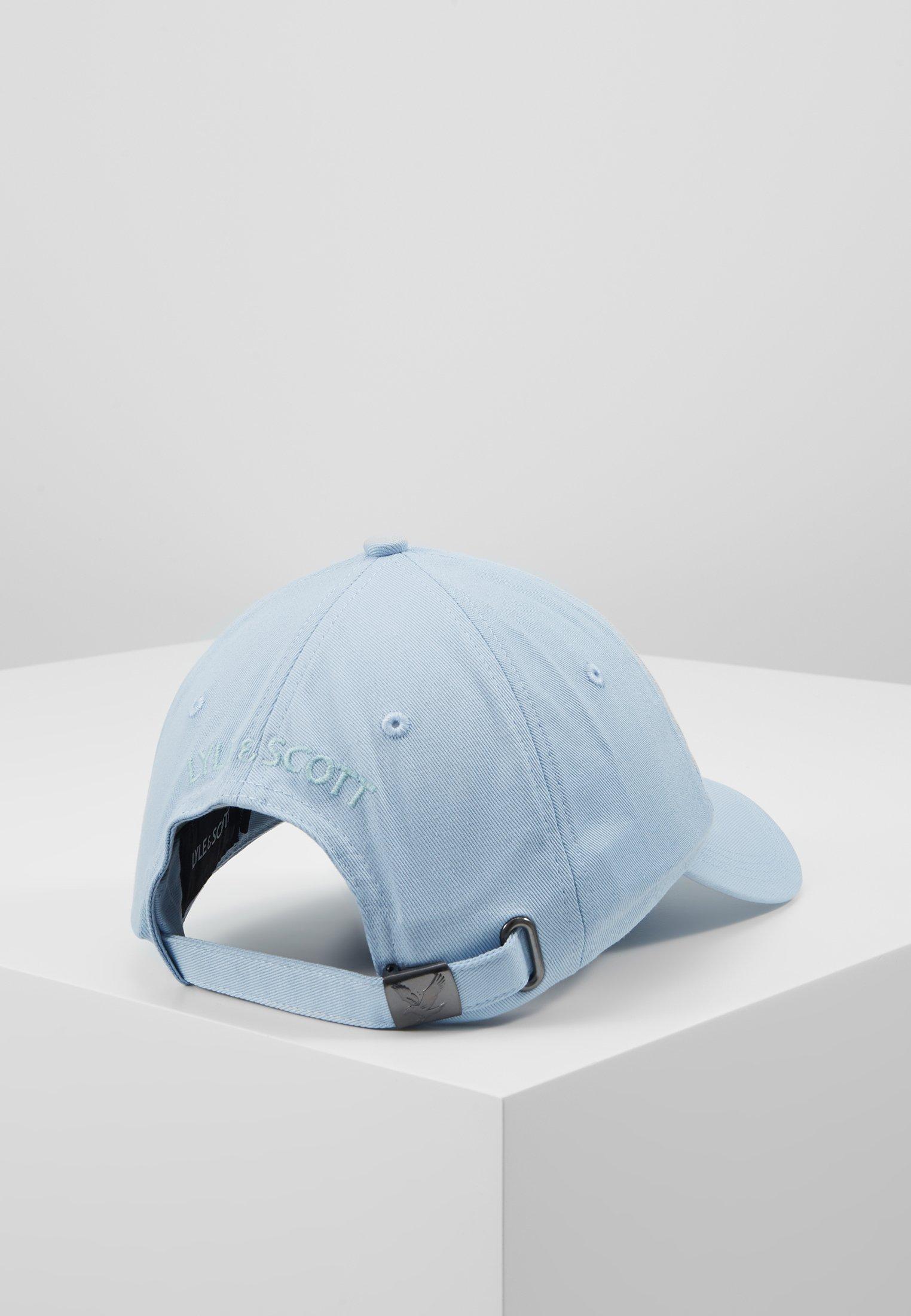Lyle & Scott BASEBALL - Cap - pool blue/blå uS3NzNuL9qgGgxR