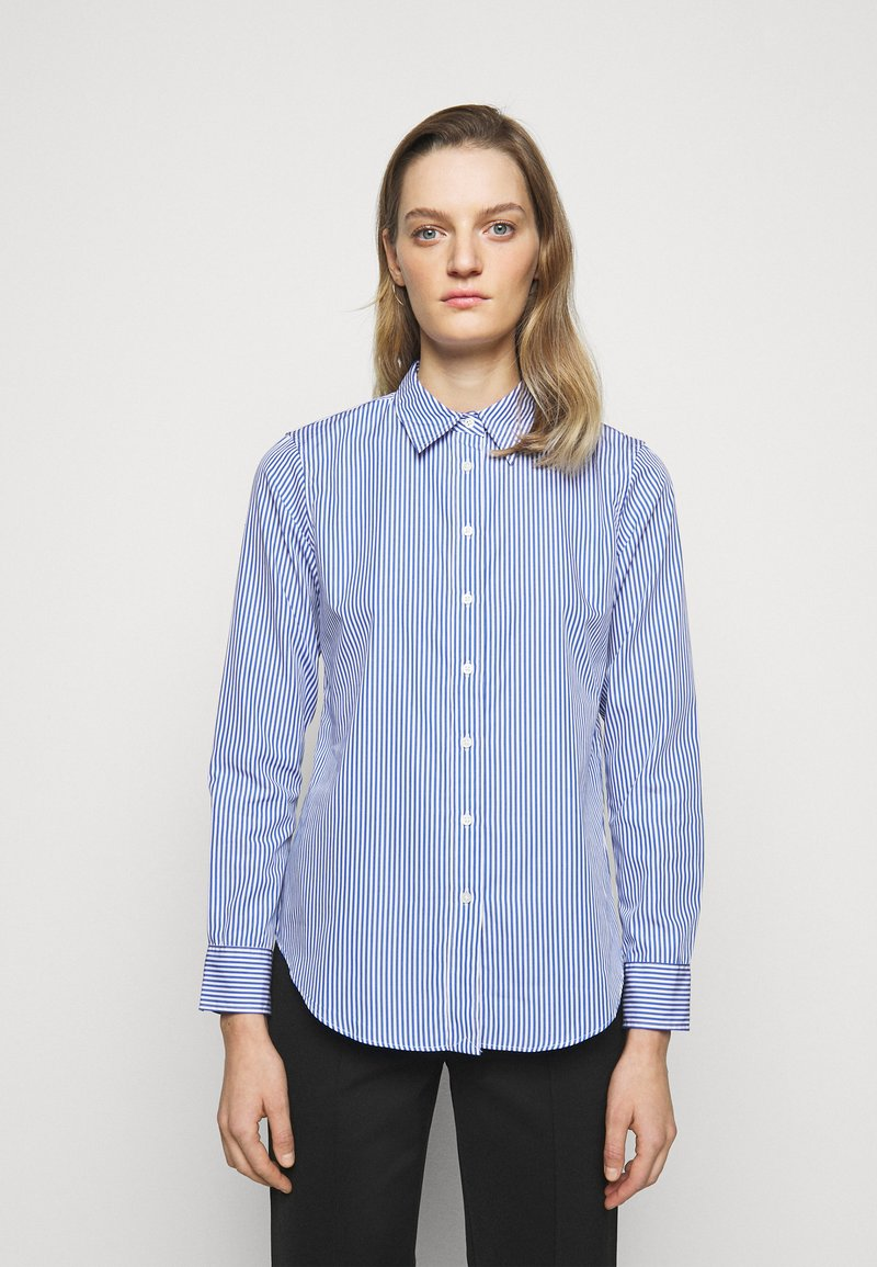 Lauren Ralph Lauren - Button-down blouse - blue/white
