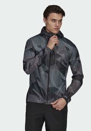 Impermeable - grey