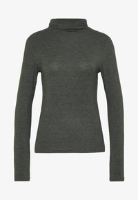 Pieces - PCJAWANNA LS MOCK  - Long sleeved top - rosin - 3