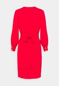 Pinko - ERIN ABITO TECNICO FLUIDO - Day dress - red - 1