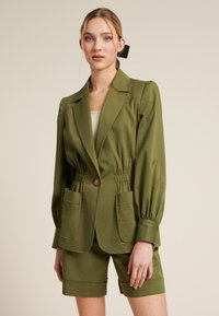 Luisa Spagnoli - VERMUT - Light jacket - verde militare - 0