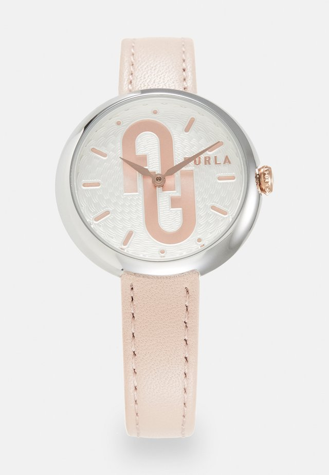 FURLA COSY - Watch - rose/silver-coloured