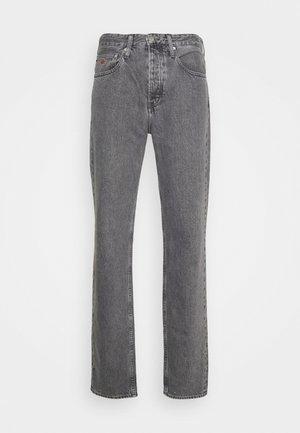 BAGGY - Straight leg jeans - denim grey