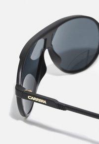 Carrera - UNISEX - Sunglasses - matte black - 2