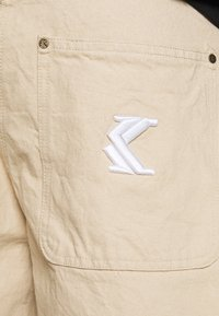 Karl Kani - Denim shorts - sand - 4