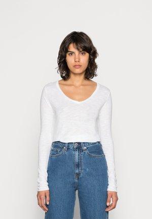 JACKSONVILLE - Långärmad tröja - blanc