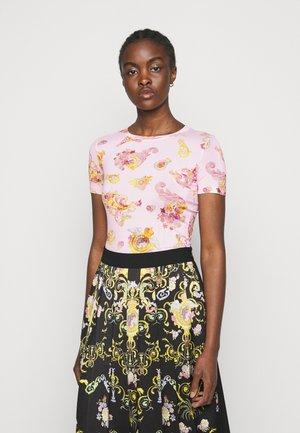 LADY - Print T-shirt - pink confetti