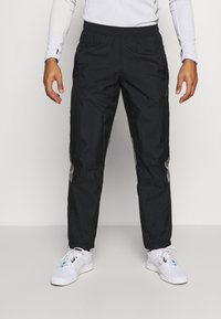 adidas Performance - METALLIC SET - Tracksuit - black - 4