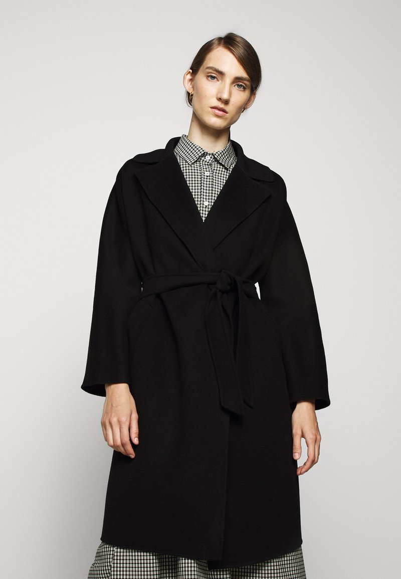 WEEKEND MaxMara - Classic coat - schwarz