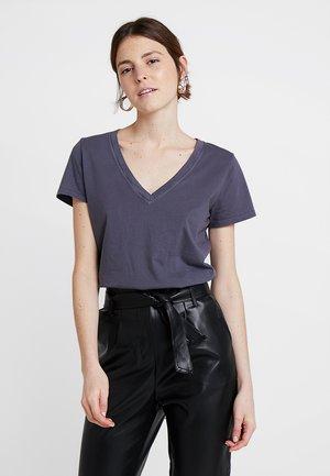 VINT - Print T-shirt - soft black