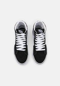 Vans - SK8 - Vysoké tenisky - black/true white - 5