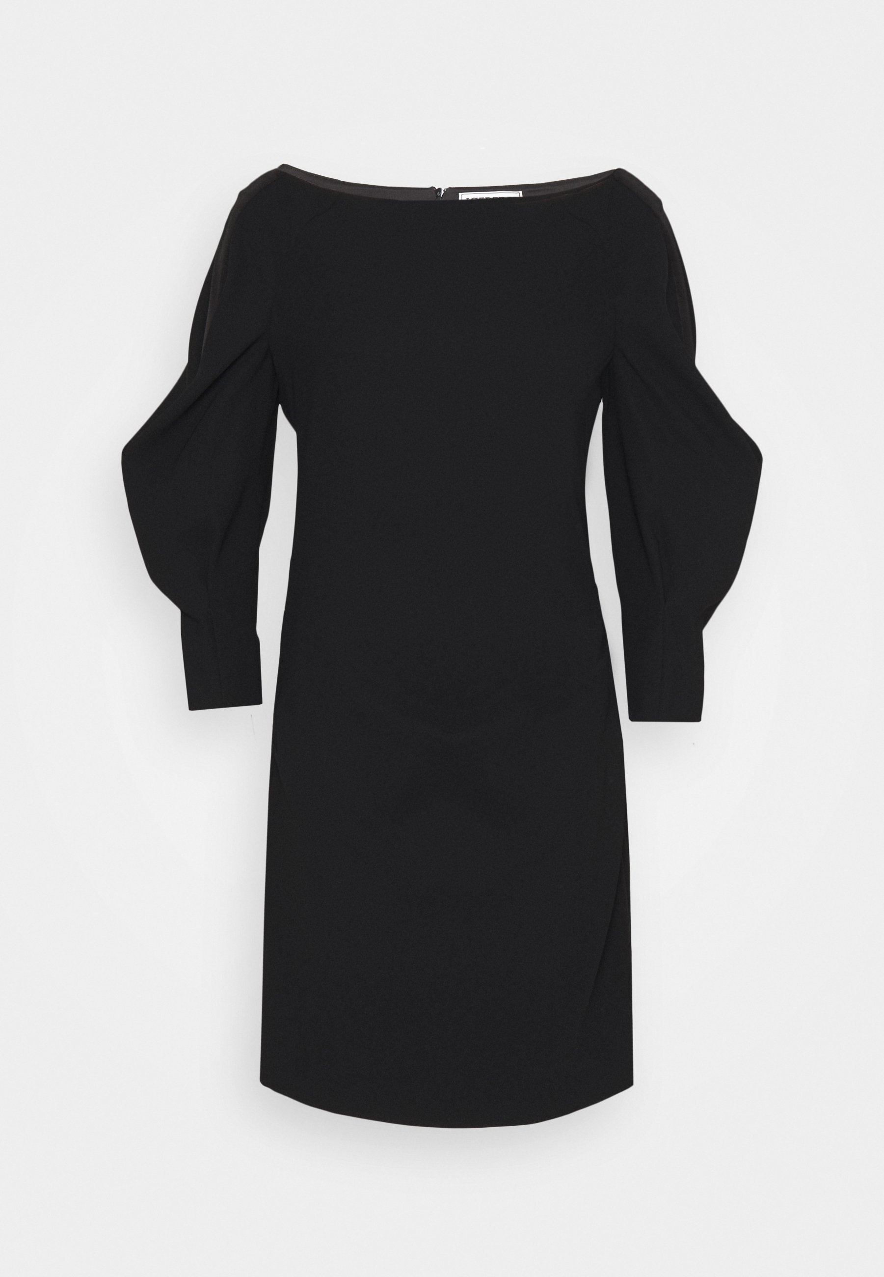 Mujer FUSCHIA DRAPEY DRESS - Vestido de tubo