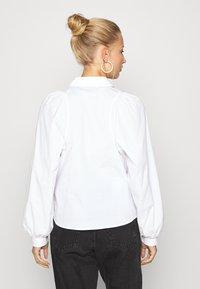 ONLY - ONLNANNA - Button-down blouse - white - 2