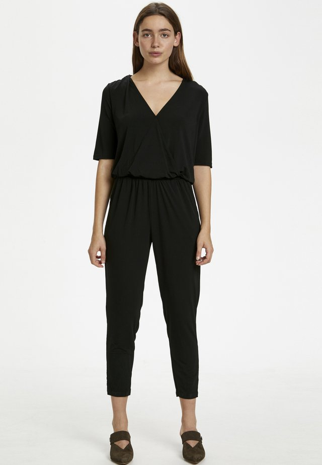 HALLIEGZ  - Jumpsuit - black