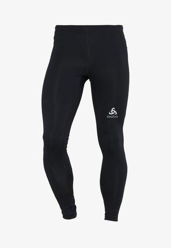BOTTOM LONG CORE LIGHT - Leggings - black