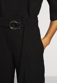 HUGO - HEDAYA - Kalhoty - black - 5