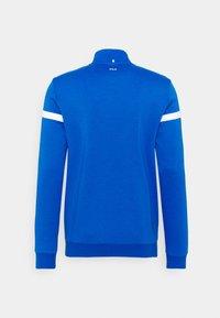 Fila - JACKET SMUDO - Sportovní bunda - blue iolite - 1