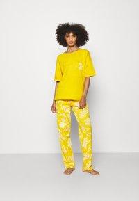 Marks & Spencer London - TROPICAL  - Pyjamas - yellow mix - 1