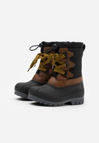 Friboo - Snowboots  - black/brown - 1