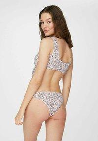 Pieces - Bikini bottoms - lavender - 3