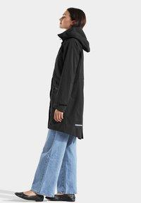 Didriksons - ILMA WNS - Winter coat - black - 5