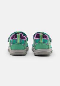 Keen - NEWPORT H2 UNISEX - Walking sandals - katydid/african violet - 2