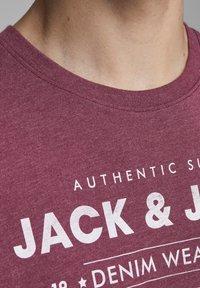 Jack & Jones - Print T-shirt - port royale - 3