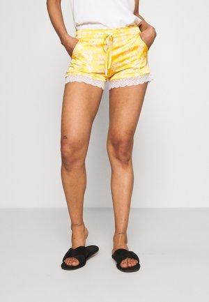 NEMY SHORT - Nachtwäsche Hose - jaune
