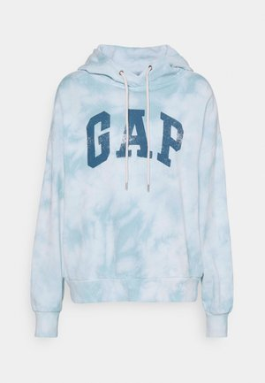 EASY - Sweatshirt - cloudy blue tie dye