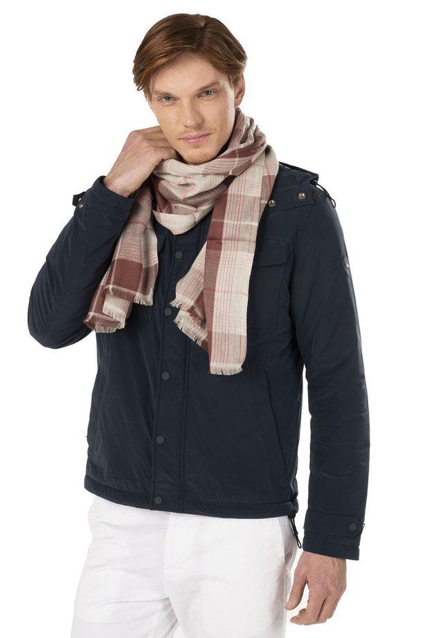 Sjaal - grigio talpa