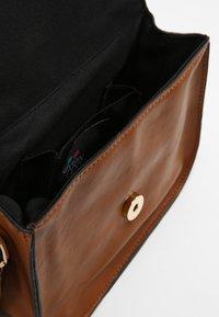 Even&Odd - Across body bag - cognac - 4