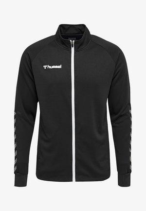HMLAUTHENTIC  - Training jacket - black/white