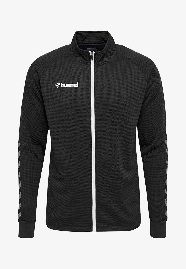 Hummel - HMLAUTHENTIC  - Training jacket - black/white