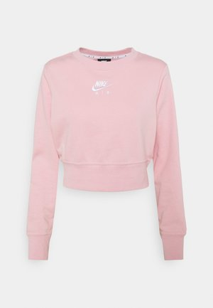 AIR CREW  - Sweatshirt - pink glaze/white