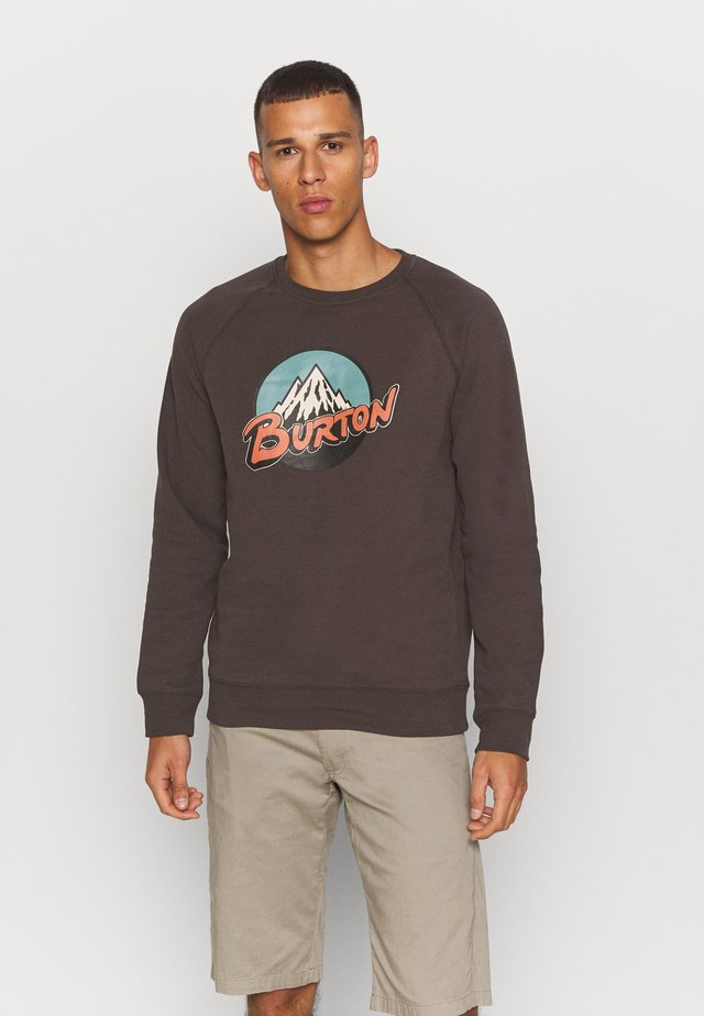 RETRO CREW PHANTOM - Sweatshirt - grey