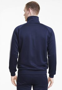 Puma - ICONIC  - Training jacket - peacoat - 2