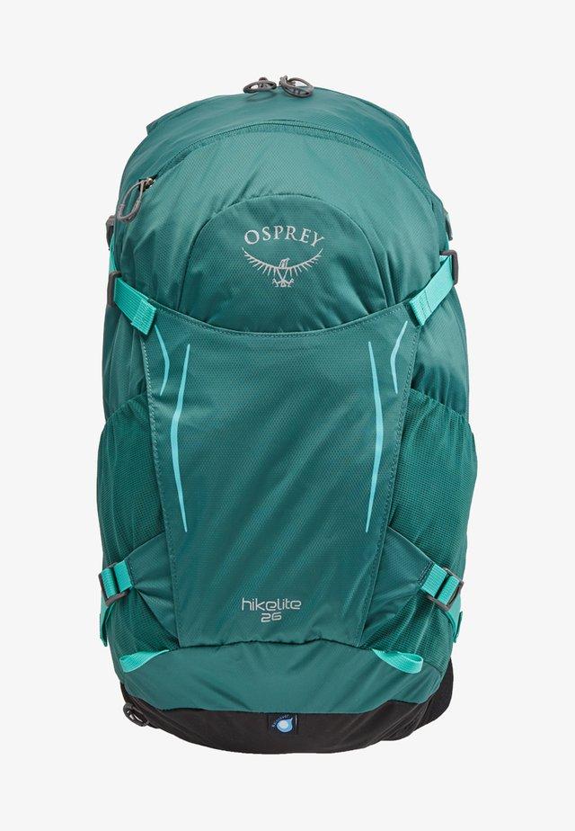 HIKELITE - Hiking rucksack - aloe green