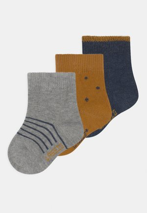 3 PACK UNISEX - Socks - multi-coloured
