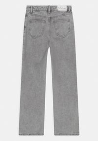 Lindex - LALEH - Jeans relaxed fit - light grey - 1