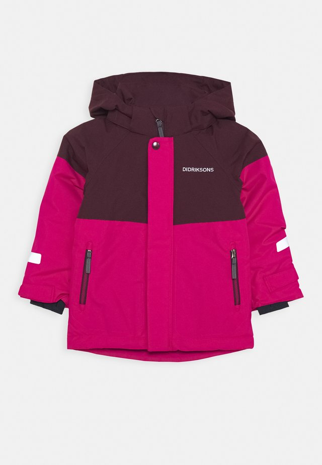 LUN KIDS - Winter jacket - lilac