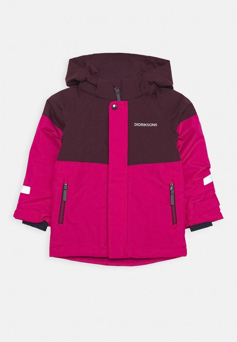 Didriksons - LUN KIDS - Winter jacket - lilac