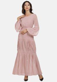 faina - KLEID - Maxi dress - rosa - 0
