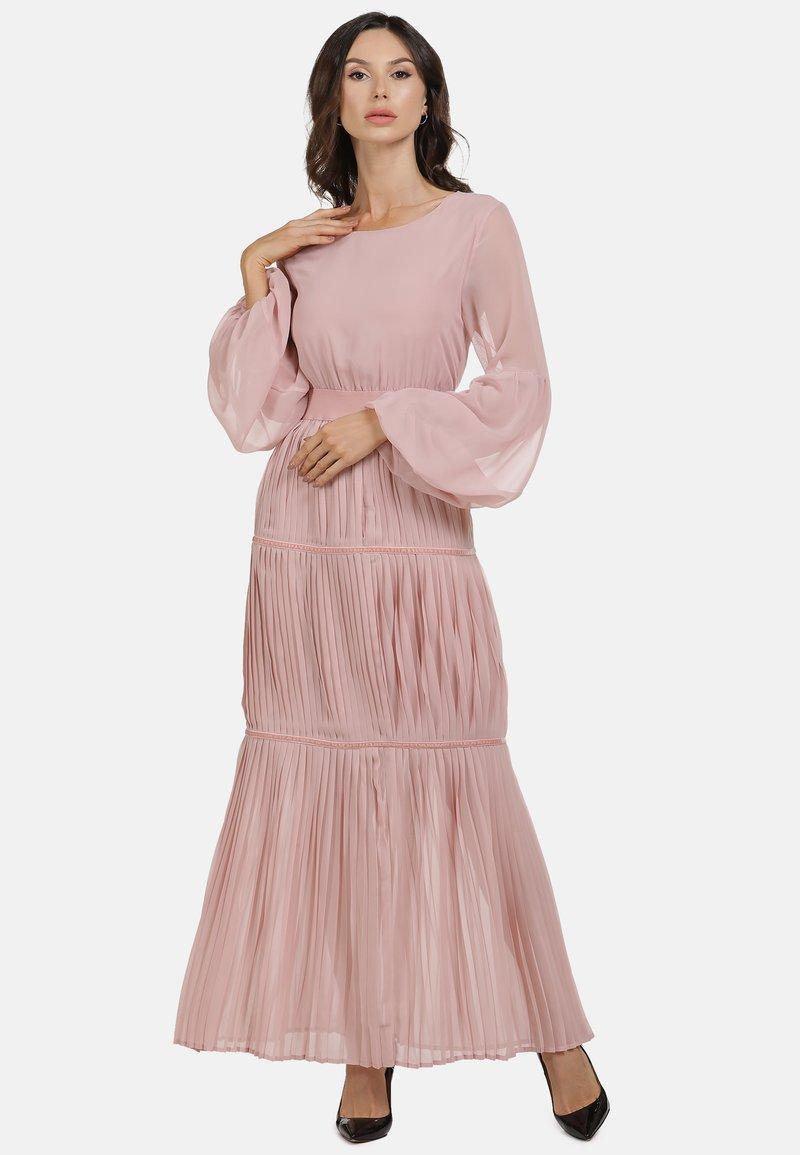 faina - KLEID - Maxi dress - rosa