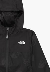 The North Face - YOUTH REACTOR - Veste coupe-vent - black - 3