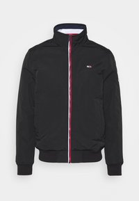 Tommy Jeans - ESSENTIAL PADDED JACKET - Light jacket - black - 3