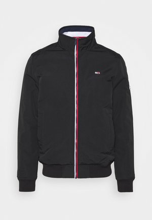 ESSENTIAL PADDED JACKET - Light jacket - black