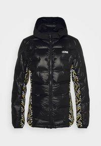 LADIESJACKET - Ski jacket - black/sunflower